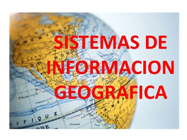 Sistema de Información Geográfica - AMB-017